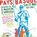 affiche salon pche pays basque