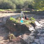 restauration d'une zone de inondable